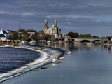 Athlone in County Westmeath  Ireland