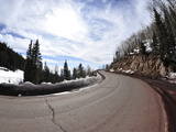The Winding Road to Ski Basin