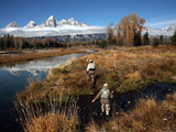 Fly Fishing in Grand Teton National Park