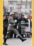 Cover of the January  1982 Issue of National Geographic Magazine