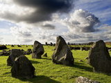 Beaghmore Stone Circles in County Tyrone  Northern Ireland