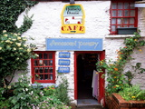 A Cafe in Dingle  County Kerry