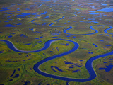 The Igushik River Snakes Through the Togiak National Wildlife Refuge