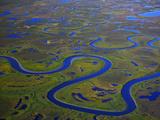 The Igushik River Snakes Through the Togiak National Wildlife Refuge