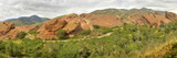 Hyper-Resolution View of Red Rocks Park