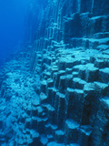 An Underwater Geological Formation  Galapagos Islands