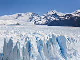 Massive Ice Towers on the Leading Edge of Perito Moreno Glacier