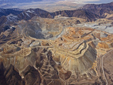 Bingham Canyon Mine Is the Largest Man-Made Excavation in the World