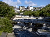 Cascades of Ennistymon in County Clare