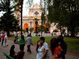 The Plaza in Salta