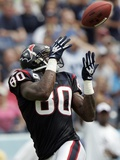 Texans Titans Football: Nashville  TN - Andre Johnson