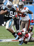 Buccaneers Panthers Football: Charlotte  NC - Jonathan Stewart
