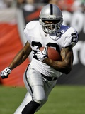 Raiders Buccaneers Football: Tampa  FLORIDA - Darren McFadden