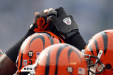 Bengals Chargers Football : San Diego  CA - Cincinnati Bengals Players Huddle