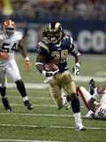Brown Rams Football: St Louis  MISSOURI - Steven Jackson