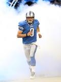 Vikings Lions Football: Detroit  MI - Matthew Stafford