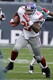 Giants Eagles Football: Philadelphia  PA - Brandon Jacobs