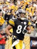 Browns Steelers Football: Pittsburgh  PA - Hines Ward