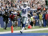 Lions Cowboys Football: Irving  TX - Terence Newman