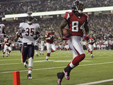 Bears Falcons Football: Atlanta  GA - Roddy White