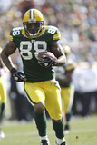 Lions Packers Football: Green Bay  WI - Jermichael Finley