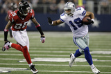 Falcons Cowboys Football: Arlington  TX - Miles Austin