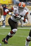 Browns Steelers Football: Pittsburgh  PA - Joshua Cribbs