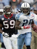Texans Titans Football: Nashville  TN - Chris Johnson