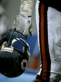 NFL Historical Imagery: Bears Helmet
