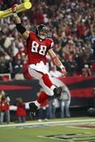 Bears Falcons Football: Atlanta  GA - Tony Gonzalez