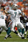 Texans Dolphins Football: Miami  FL - Chad Henne