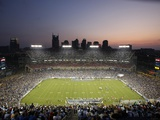 Packers Titans Football: Nashville  TN - LP Field
