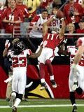 Cardinals Falcons Football: Glendale  ARIZONA - Larry Fitzgerald