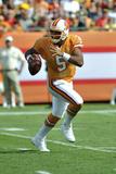Packers Buccaneers Football: Tampa  FL - Josh Freeman