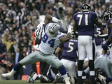 Ravens Cowboys Football: Irving  TEXAS - DeMarcus Ware