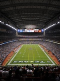 Saints Texans Football: Houston  TX - Reliant Stadium