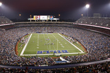 Bears Bills Football: Orchard Park  NY - Ralph Wilson Stadium Panorama