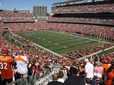Broncos Bengals Football: Cincinnati  OH - Paul Brown Stadium