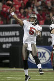 Buccaneers Falcons Football: Atlanta  GA - Josh Freeman