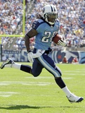 Vikings Titans Football: Nashville  TENNESSEE - Chris Johnson