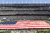 Saints Eagles Football: Philadelphia  PA - Lincoln Financial Field Panorama