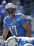 Chiefs Chargers Football : San Diego  CA - Philip Rivers