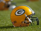 Packers Training Camp: Green Bay  WISCONSIN - Green Bay Packers Helmet