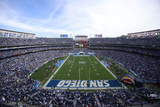 Jets Chargers Football: San Diego  CA - Qualcomm Stadium