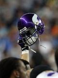Vikings Lions Football: Detroit  MI - Viking Pride
