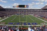 Browns Bills Football: Orchard Park  NY - Ralph Wilson Stadium Panorama