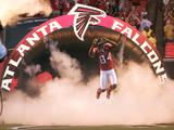 Atlanta Falcons Football: Pittsburgh  PA - Roddy White