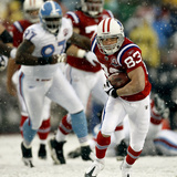 Titans Patriots Football: Foxborough  MA - Wes Welker