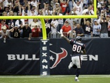 Saints Texans Football: Houston  TEXAS - Andre Johnson