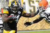 Browns Steelers Football: Pittsburgh  PA - Rashard Mendenhall